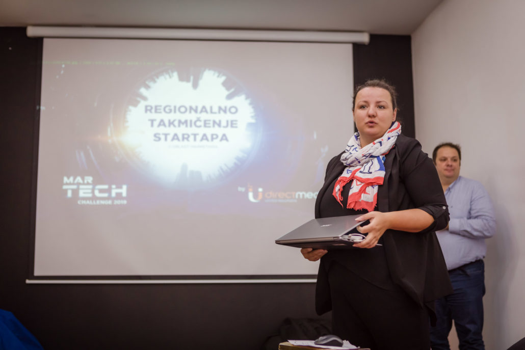 Ivana Parčetić Mitić Founder & CEO Marketing mreža
