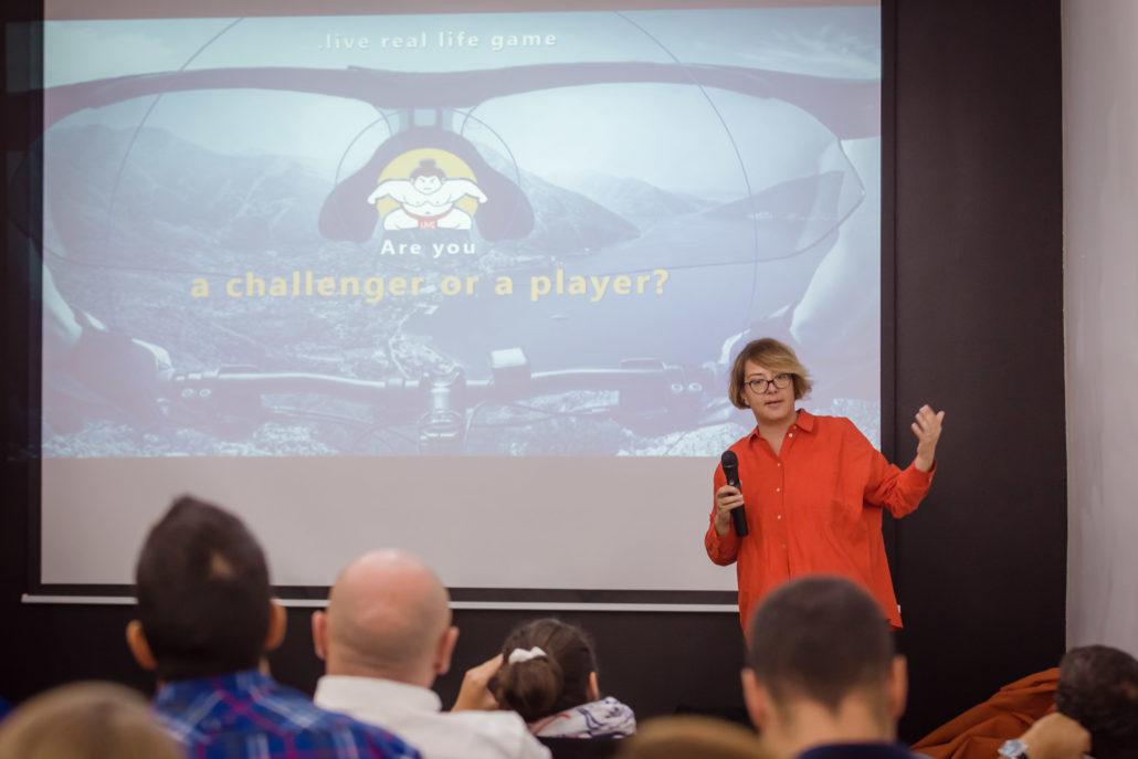Predstavljanje startapa MarTech Challenge